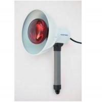 Ручной инфракрасный облучатель Кварц-ИК-Р (75Вт), диаметр 110мм