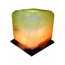 Соляная лампа Квадрат 9-10 кг.