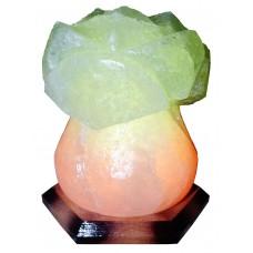 Соляной светильник Роза 3-4 кг