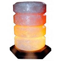 Соляной светильник Свеча 4-5 кг.