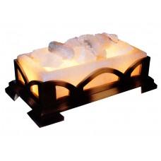 Соляной светильник Камин 15кг.