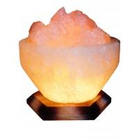 Солевой лампа Чаша огня