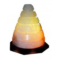 Соляной светильник Конус